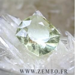 verre lybique egypte taille RUBICELLO 18.64 carats
